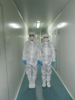 China 10K Cleanroom Assembly High Performance For Medical Device supplier
