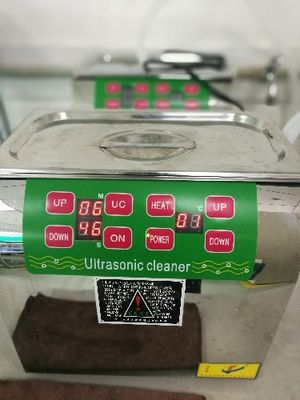 Ultrasonic Cleaning Micro Surface Treatment , Hospital Metal Surface Cleaner