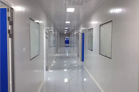 China 10K Clean Room Medical Assembly Line , Semi Finished Medical Device Assembly factory